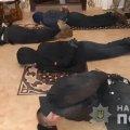 У Житомирі правоохоронці розповіли, як затримували банду розбійників на Київщині