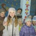 На Житомирщине дети разрисовали остановку, чтобы сделать ее украшением села