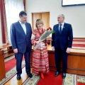 Майстрині-вишивальниці з Коростишівського району присвоїли звання Заслуженого майстра народної творчості України