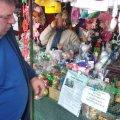У Коростишеві рятувальники провели рейд у місцях продажу феєрверків