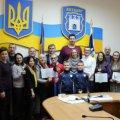 Житомирські спортсмени відзвітували про реалізацію грантів міського голови