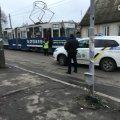У Житомирі на вулиці Бориса Тена збили людину. ФОТО