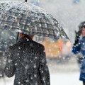 На території Житомира та області очікується ускладнення погодних умов