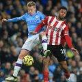 Олександр Зінченко потрапив до ТОП-3 WhoScored у матчі Манчестер Сіті - Шеффілд Юнайтед