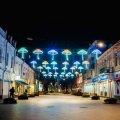 31 грудня на Михайлівській відбудеться світлове шоу