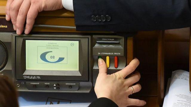 Як проголосували нардепи від Житомирщини за закриття російських шкіл