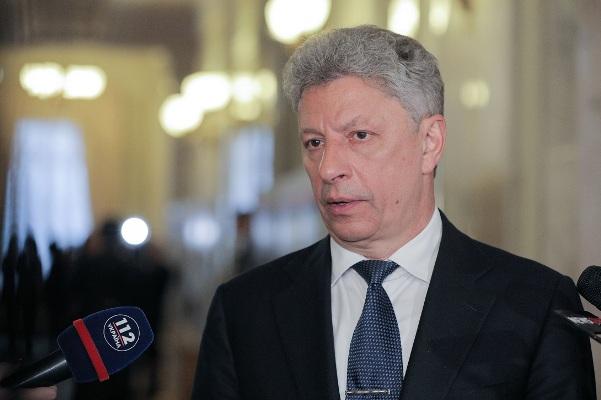 Юрій Бойко: Уряд повинен піти у відставку – кожен день його перебування у владі поглиблює економічну кризу в країні