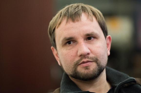 До Житомира приїде Володимир В'ятрович