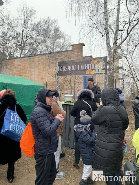 Водохреще у Житомирі. ФОТО. ВІДЕО