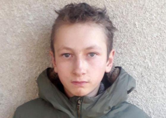 Чуднівська поліція розшукує 14-річного Олександра Василюка