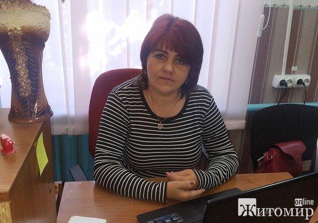 Редакторка газети