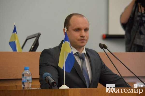 Відомий у Житомирі адвокат та блогер відсвяткував свій День народження