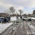 У селі Житомирської області не розминулися Citroen та ВАЗ: двоє травмованих та загиблих