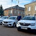 В одному з міст Житомирської області амбулаторії отримали нові Renault