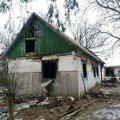У селі Житомирської області 13-річний хлопець врятував на пожежі літню жінку