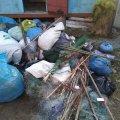 Житомирський рибоохоронний патруль утилізував більше 6,5 метрів сіток. ФОТО