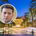 Нові фото елітного готелю, де відпочивав Зеленський: казка за шалені гроші