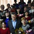 У Житомирі 26 жінок отримали державні нагороди. ФОТО