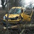 Житомирська область: рятувальники двічі залучалися до проведення аварійно-рятувальних робіт під час ліквідацій дорожньо-транспортних пригод
