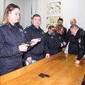 У Житомирі співробітників Служби судової охорони навчали поводитися із зброєю