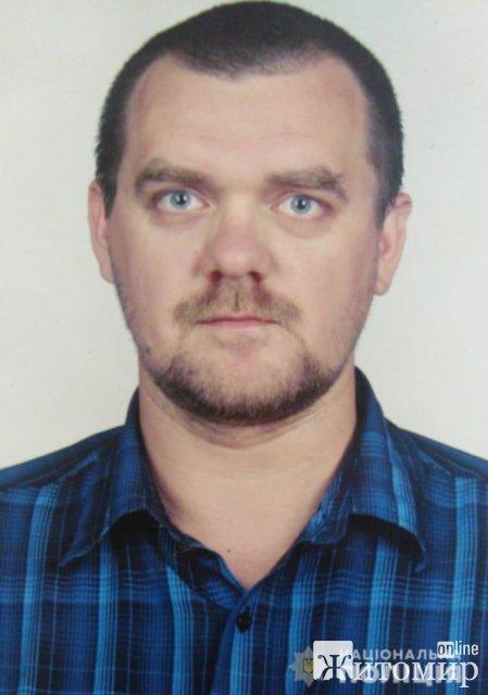 У Житомирській області розшукують Максима Омельчука, який поїхав на роботу та зник