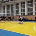 Дівчата ВК Полісся поступились білоруському клубу в першій грі товариського турніру