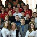 Житомирським спортсменам передали спортивний інвентар на півтора мільйони гривень