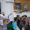 У Свято-Михайлівському соборі розповіли, о котрій годині в Житомирі на Водохреща відбуватиметься освячення води