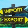 Минулоріч Житомирщина торгувала з країнами Європи цементом, деревиною та продуктами рослинного походження