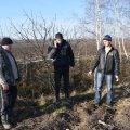 Жителі одного з сіл в Житомирській області об'єдналися з поліцією, аби врятувати жінку