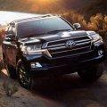 У райцентрі Житомирської області невідомі вкрали Toyota Land Cruiser