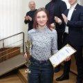 Житомирянку Анастасію Светківську визнали найкращою спортсменкою України 2019 року з ММА