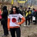 """Житомирянка Анастасія Коханчук третьою пробігла милю на змаганнях """"Dyka Gonka"""""""