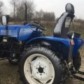 У Житомирській області юнак угнав трактор, аби потрапити на чаркування до друзів із сусіднього села