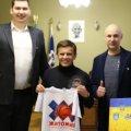 БК Житомир підписав меморандуму про співпрацю з Житомирською міською радою