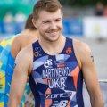Житомирський триатлет Єгор Мартиненко зберігає шанс відібратися на Олімпійські Ігри в Токіо