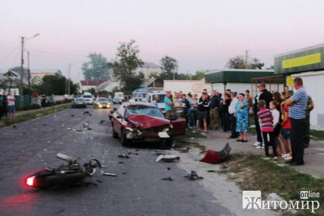 П'яний суддя, який близько 5 років тому на смерть збив мотоцикліста на Житомирщині, пішов у відстав ...