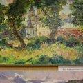 У Житомирі відбулося відкриття виставка картин художників, які брали участь в ІІІ Міжнародному мистецькому пленері «Кращий художник».ФОТО