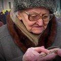 Более трети украинских пенсионеров получают меньше 2 тысяч гривен