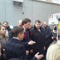 У Житомирі прем'єр-міністр Олексій Гончарук анонсував  зменшення ставок по кредитах