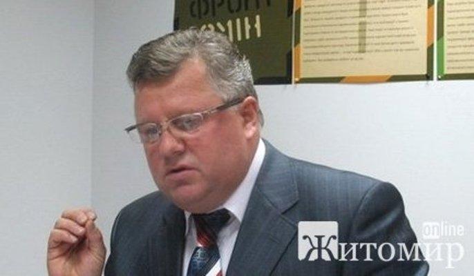 Що трапилося з відомим житомирським бізнесменом та політиком Олександром Козловим?