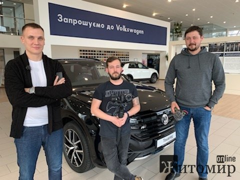 До Житомира приїхали автожурналісти з найбільшого автопорталу України. ФОТО