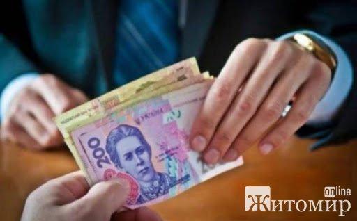 На Житомирщині митникам, які вимагали та отримували від підприємців кошти в обмін на непроведення перевірок, загрожує до 10 років тюрми