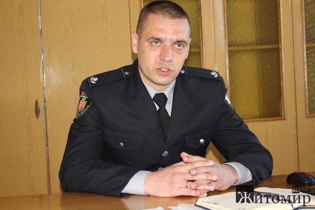 В Бердичеве орудовал сексуальный маньяк, который нападал на девушек и женщин и пытался изнасиловать, угрожая ножом