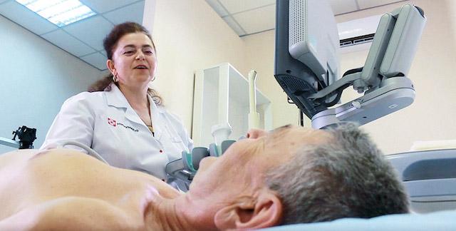 УЗД в клініці «Нікамед» - це фахово, сучасно, безпечно