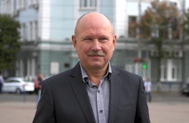 Сьогодні святкує день народження відомий житомирянин Георгій Буравков