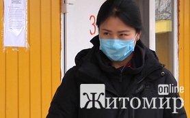Китайские строители в Житомире выходят из изоляции, все здоровы