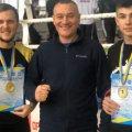 Житомиряни виграли золото на чемпіонаті Києва з кікбоксингу WАКО
