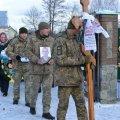 У Баранівці попрощались з військовим Олександром Свінціцьким, який загинув в зоні ООС