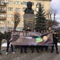 Організатори мітингу проти знищення свободи слова у Житомирі розповіли про мету акції